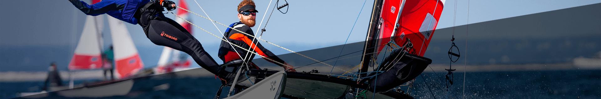Яхтинг та Вітрильний спорт