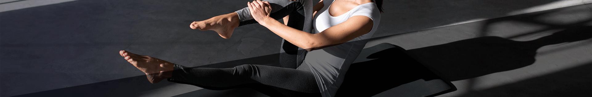 Килимки для йоги
