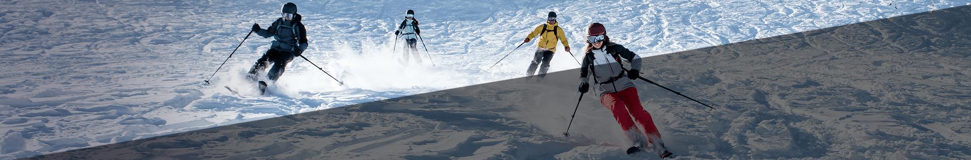 Захист для гірськолижного спорту