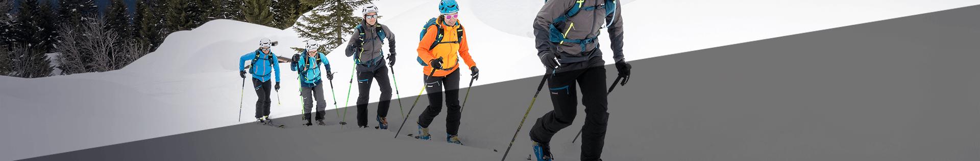 Аксесуари до бігу на лижах