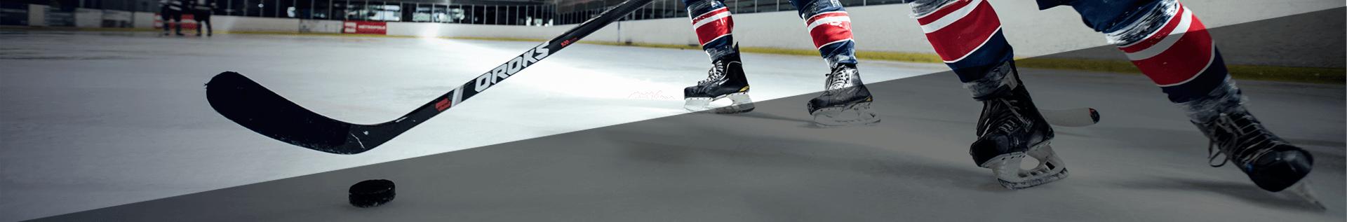 Ключки для хокею на льоду для дітей