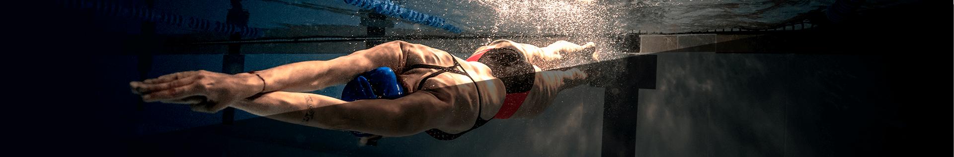 Спорядження для тренувань в басейні