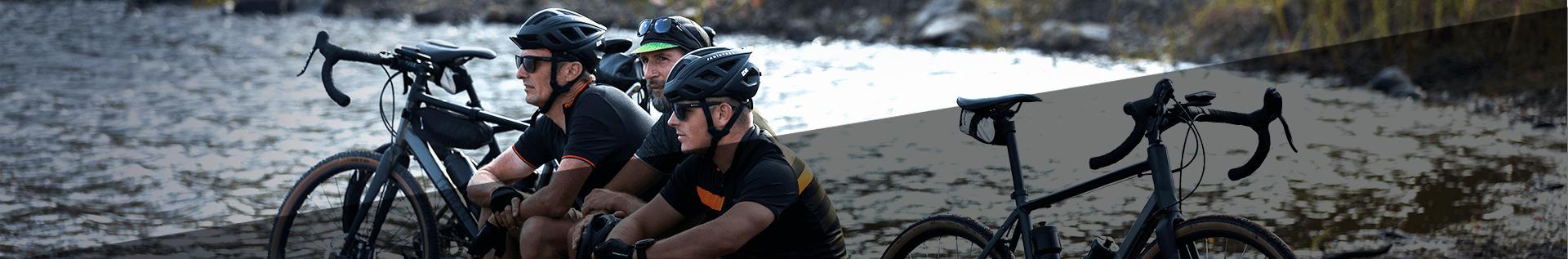 Гравійні і турінгові велосипеди